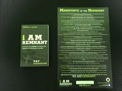 I Am Remnant Book & Poster