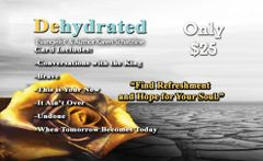 Dehydrated Digital Download Card