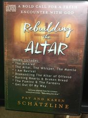 Rebuilding The Altar CD Series