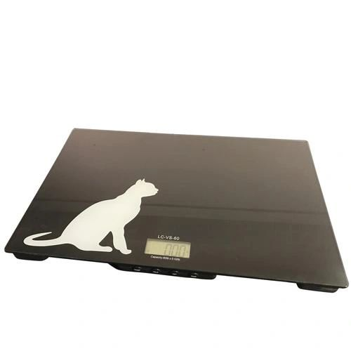 Low cost cat and small animal scale