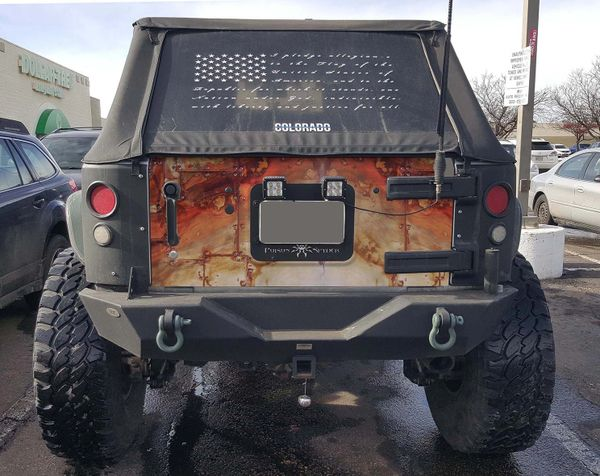 3m Rust Bucket Vehicle Wrap Kit Check Out Our Grill