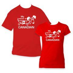 My wiener is Canadian