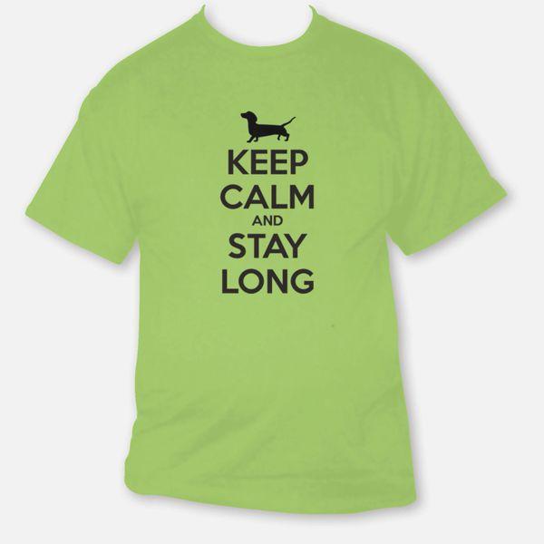 Keep Calm & Stay Long