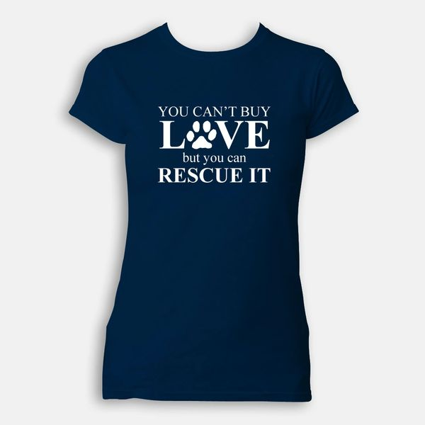 You Can't Buy Love but you can RESCUE IT!