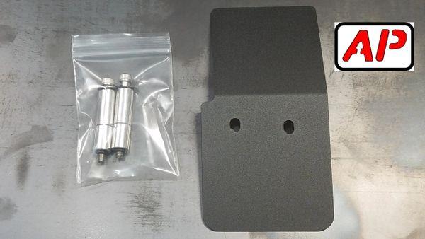 Raw aluminum - Mazdaspeed 3 & 6 V2 High Pressure Fuel Pump Cover Kit 2006 - 2013 Mazdaspeed DISI