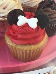 Minnie Cupcake