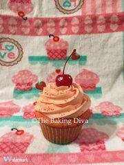 Cherry Chip Cupcakes (dozen)