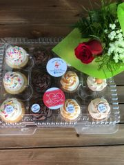 Romance Cupcake Package