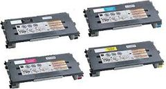 Lexmark 20K1403 20K0503 Black 20K1400 20K0500 Cyan 20K1401 20K0501 Magenta 20K1402 20K0502 Yellow Compatible Toner Cartridge