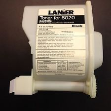 Lanier 117-0114 Type 540 Compatible Toner Cartridge
