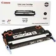 Canon 117 2578B001AA Black, 2577B001AA Cyan, 2576B001AA Magenta, 2575B001AA Yellow Genuine Laser Toner Cartridge