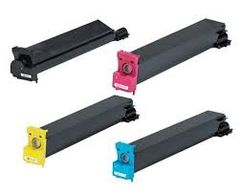 Olivetti B0533 Black, B0536 Cyan, B0535 Magenta, B0534 Yellow Compatible Toner Cartridge