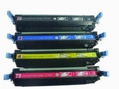 HP Q7560A (314A) Black, Q7561A Cyan, Q7562A Yellow, Q7563A Magenta Compatible Toner Cartridge