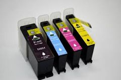 Primera 53604 Black 53601 Cyan 53602 Magenta 53603 Yellow Genuine Inkjet Cartridge