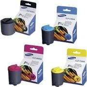 OEM Samsung CLP-K300A Black CLP-C300A Cyan CLP-M300A Magenta CLP-Y300A Yellow Laser Toner Cartridge