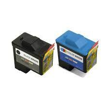Dell T1529 T0529 310-5508 310-4142 Black T1530 T0530 310-5509 310-4143 Tri-Color Series 1 Compatible Inkjet Cartridge