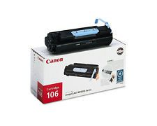 Canon 106 0264B001AA CRG106 Genuine Toner Cartridge