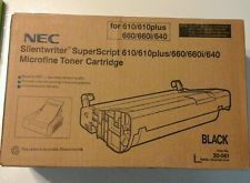NEC 20-061 Genuine Toner Cartridge