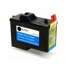 Dell 7Y743 X0502 Black 7Y745 X0504 Tri-Color Series 2 Compatible Inkjet Cartridge