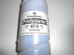 Pitney Bowes 417-0 Genuine Toner Bottle. Pitney Bowes 417-8 Genuine Photoreceptor Drum