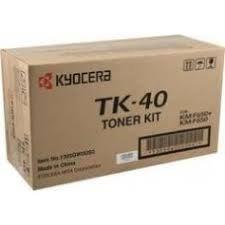 Kyocera Mita 1305GW0US0 370AF001 TK40 Genuine Toner Cartridge