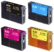 Xerox 8R7660 Black 8R7661 Cyan 8R7662 Magenta 8R7663 Yellow Compatible Inkjet Cartridge
