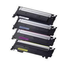 Compatible Samsung CLT-K404S Black CLT-C404S Cyan CLT-M404S Magenta CLT-Y404S Yellow Laser Toner Cartridge