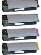 Okidata 43324477 Black, 433324476 Cyan, 43324475 Magenta, 43324474 Yellow Type C8 Compatible Laser Toner Cartridge. Okidata 56121104 Black 56121103 Cyan 56121102 Magenta 56121101 Yellow Genuine Drum Unit