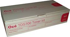 Oce TDS700 1060047449 Genuine Toner Cartridge - 2 Pack