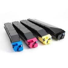 Kyocera Mita TK8505K TK8507K TK8509K Black, TK8505C TK8507C TK8509C Cyan, TK8505M TK8507M TK8509M Magenta, TK8505Y TK8507Y TK8509Y Yellow TK8505, TK8507, TK8509 Compatible Toner Cartridge - US or EU