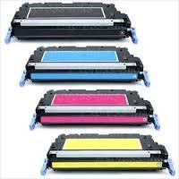 Canon 1660B001AA Black, 1659B001AA Cyan, 1658B001AA Magenta, 1657B001AA Yellow CRG-111 CRG-717 Compatible Laser Toner Cartridge