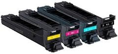 Develop Ineo A0DK133 Black, A0DK433 Cyan, A0DK333 Magenta, A0DK233 TN318 Yellow Compatible Toner Cartridge
