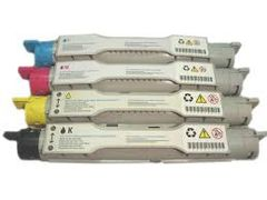 Konica Minolta 1710550-001 Black, 1710550-004 Cyan, 1710550-003 Magenta, 1710550-002 Yellow Compatible Toner Cartridge