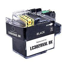 Brother LC3029BK Black LC3029C Cyan LC3029M Magenta LC3029Y Yellow LC3029 Compatible Inkjet Cartridge