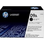 HP C3909A, 09A OEM Laser Toner Cartridge