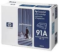 HP 92291A 91A OEM Laser Toner Cartridge