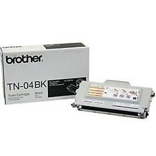 Brother TN04BK Black TN04C Cyan TN04M Magenta TN04Y Yellow Genuine Toner Cartridge