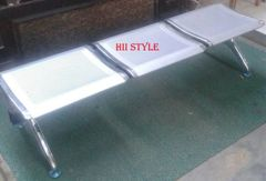 Waiting Bench 2359 Three Seater