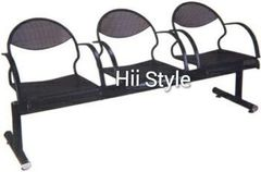 Waiting Bench (Perforated 3-Seater)