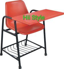 Student Writing Class Room Training School Trainning Chair BW (Full Pad)
