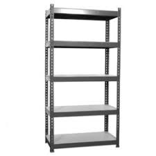 Slotted Angle Rack for Storage in Warehouse or Industrial Use