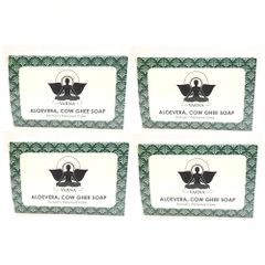 Aloevera Cow Ghee Soap (Pack of 4)