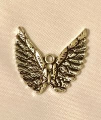 400. Open Pair of Wings Pendant