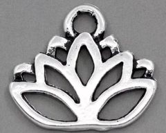 711. Lotus Flower Pendant