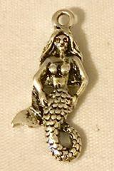 1793. Mermaid Pendant