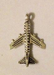 1437. Airplane Pendant