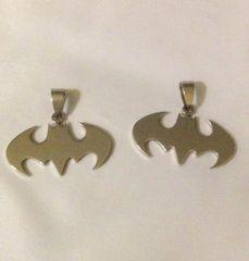 1243. Stainless Steel Batman Pendant