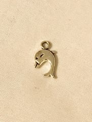 509. Medium Dolphin Pendant