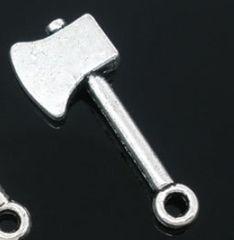 95. Axe Tool Pendant