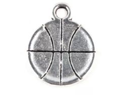 "79. Flat Basketball ""ball"" Pendant"